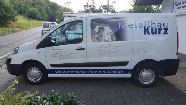 Metallbau macht Mobil …
