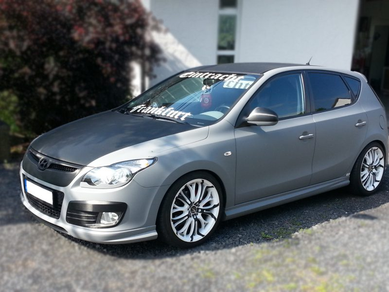Car Wrapping individuell