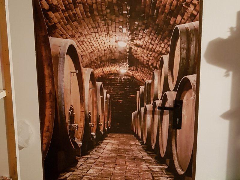 Ab in den Weinkeller